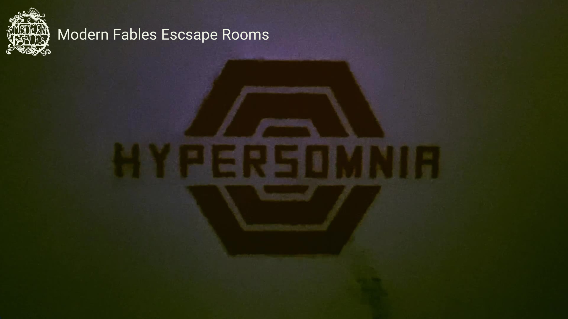 Hypersomnia Trailer