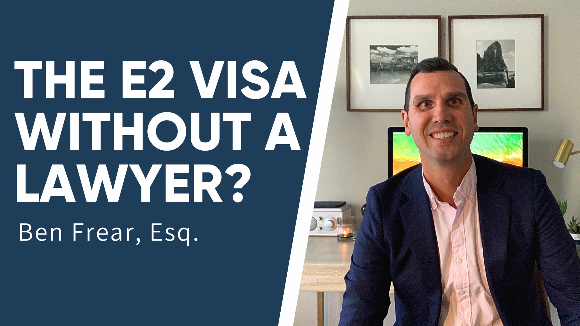 should you apply for an e2 visa without a lawyer
