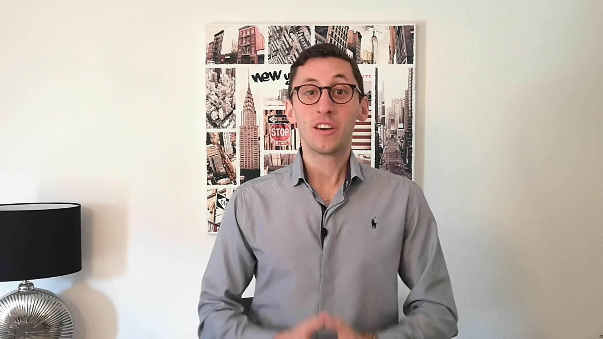 Vidéo présentation coaching