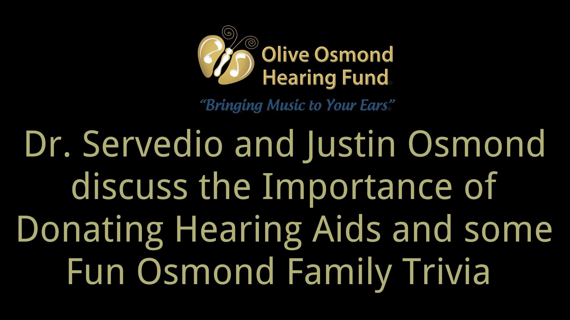 justin osmond interview first edit attempt