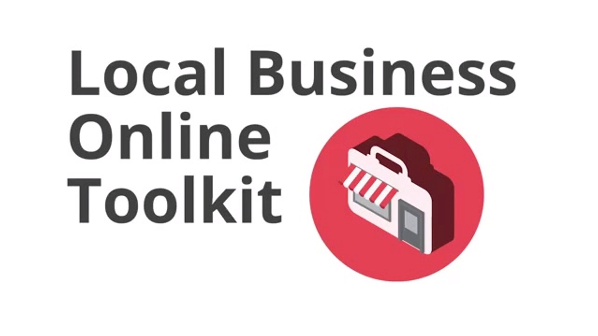 The Local Business Online Toolkit