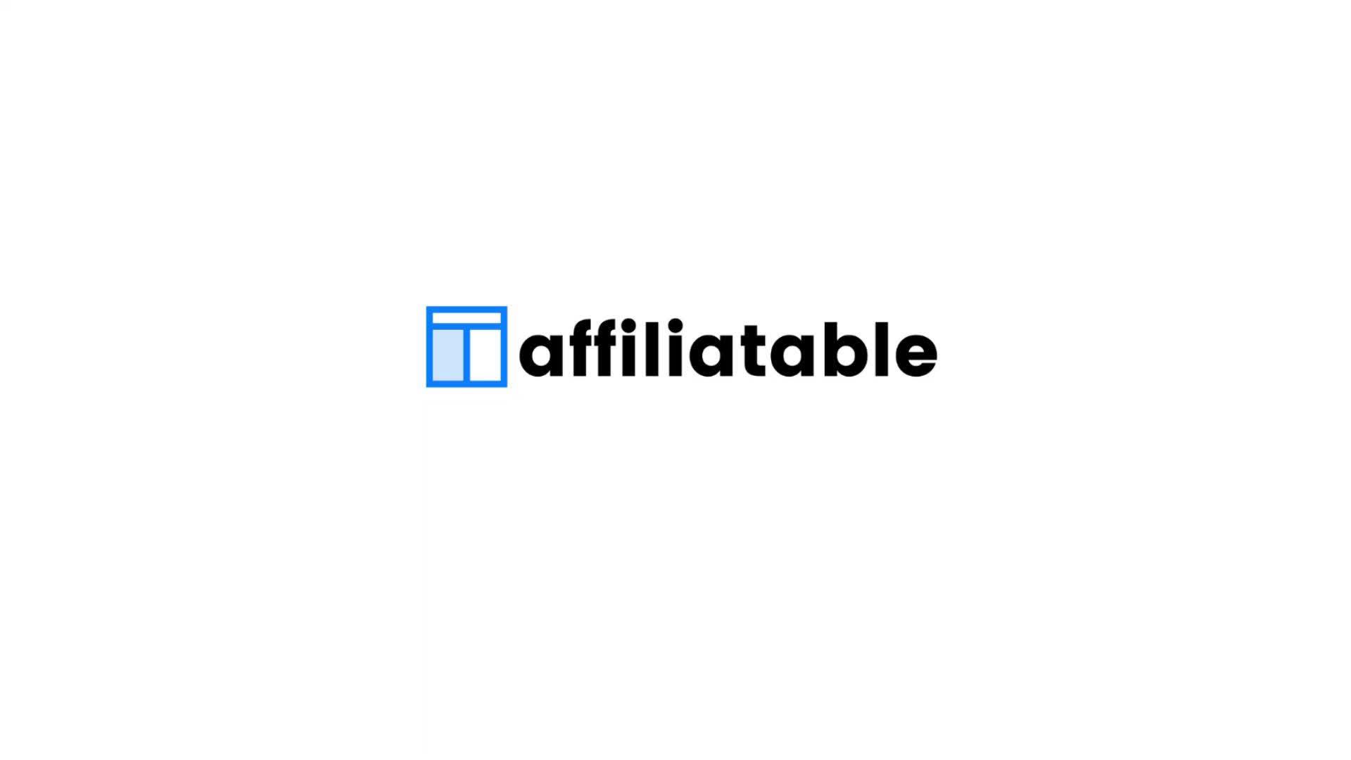 Affiliatable-Tutorial