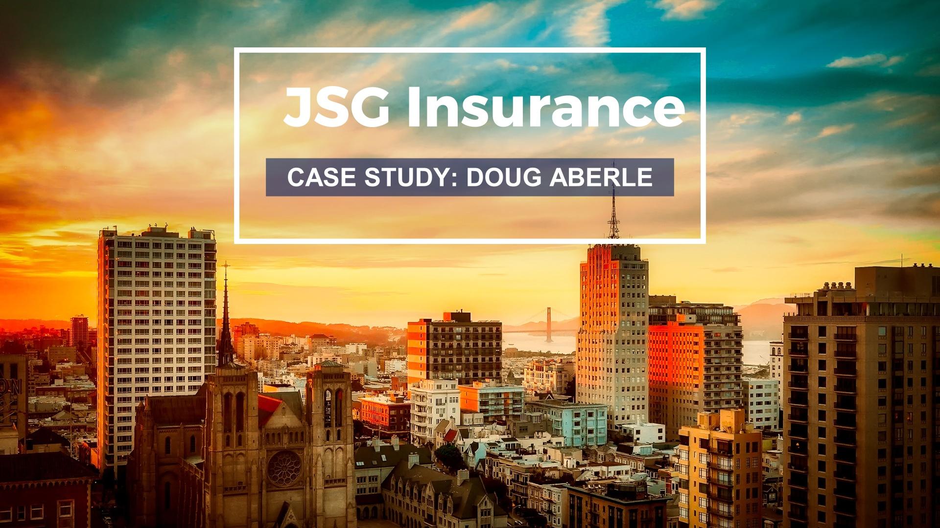 JSG insurance - Doug Aberle