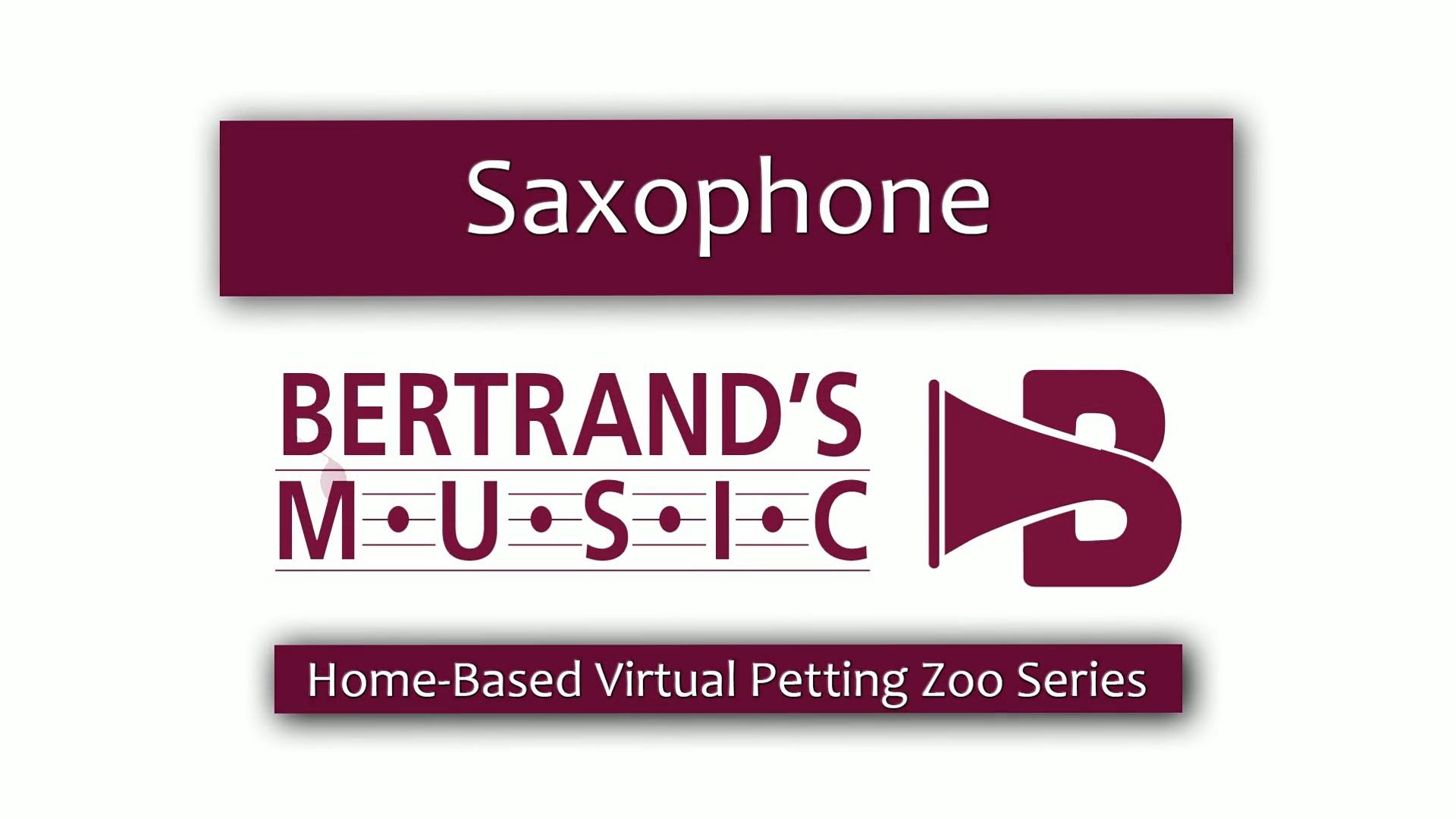 Alto Saxophone