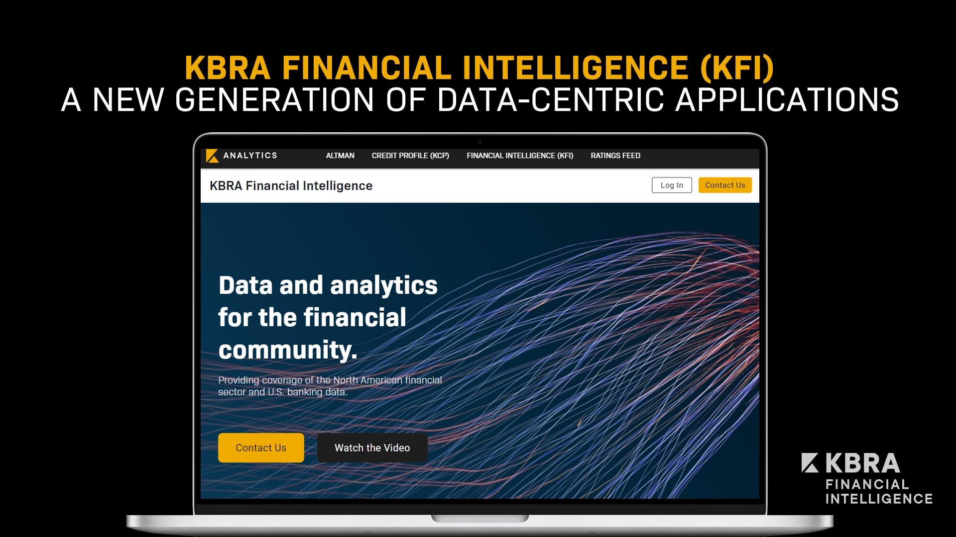 KBRA Financial Intelligence (KFI) - September 2021