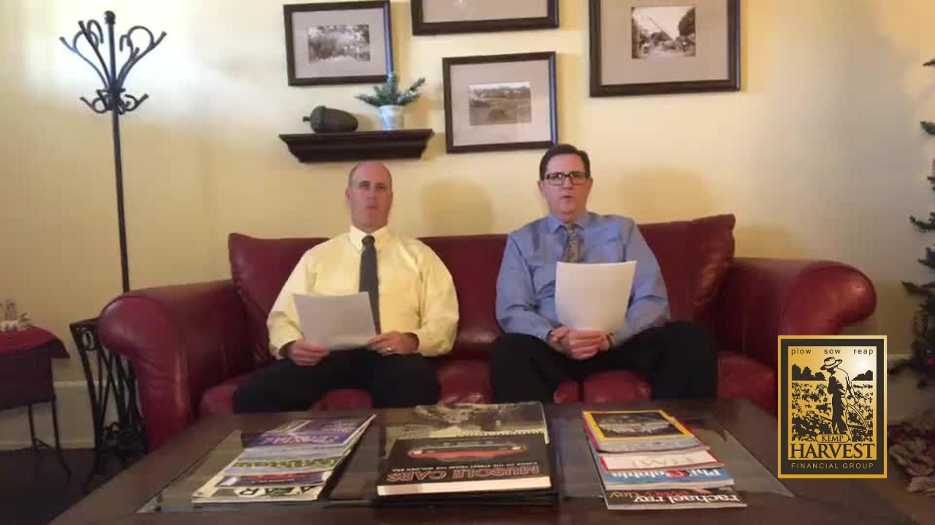 Retirement Video Series pt 1